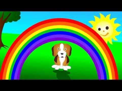 La filastrocca dell'arcobaleno | Canzone per bambini