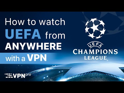 How To Watch UEFA Champions League Live & Online