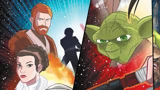 bande annonce de l'album Star Wars - Aventures T.1