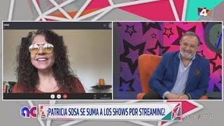 Algo Contigo - Patricia Sosa cuenta su verdad sobre la pelea con Valeria Lynch YouTube Videos