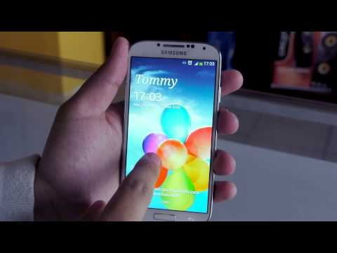 Samsung Galaxy S4 LTE Quad Core, análisis en español