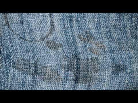 Как выводить пятна на джинсах.Как вывести пятно +с джинс