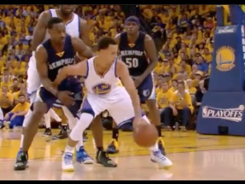 [ Youtube] Tony Allen locks down Steph Curry - 2015 NBA WCSF