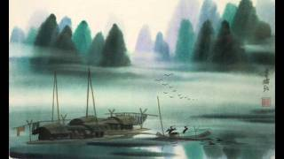 """Folk Songs from Yunnan Province: """"Small River is Running"""""""