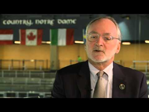 Mendoza Dialogues - AD Jack Swarbrick's Notre Dame MBA class