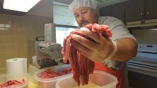How to Cut Beef and Make Teriyaki Beef Jerky