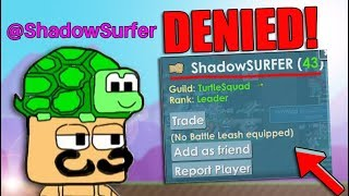 @ShadowSurfer denied my friend request!😭 | Growtopia