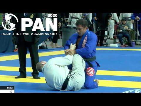 Otavio Sousa VS Joseph Watson / Pan Championship 2020