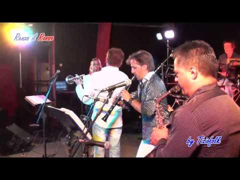 SIMPATIA  e CIAO MARE canzoni eseguite nel 2013 da RENZO IL ROSSO e SARA LOMBARDINI