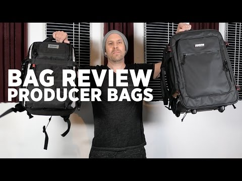 Roundup Revew: Bags For Mobile Producers