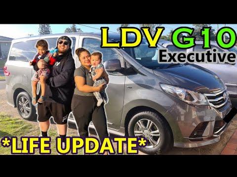 We Got A NEW CAR!!!! LDV G10 EXECUTIVE 2021 + **LIFE UPDATE**