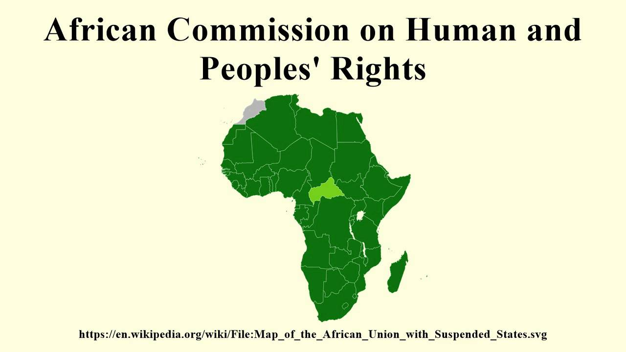 African Commission on Human an...
