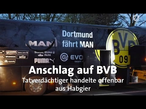 Festnahme nach Anschlag auf den BVB