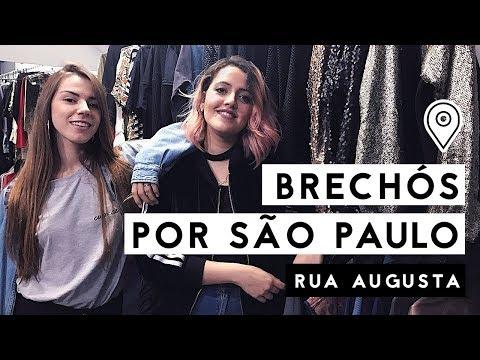 Brechós em São Paulo, onde encontrar? - Rua Augusta - Michelle Alves #4