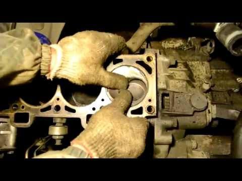Капитальный ремонт двигателя ВАЗ 2110 (Часть 1)
