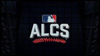 ALCS: HOUSTON ASTROS VS NEW YORK YANKEES AT YANKEE STADIUM 10/16/2017 MLB THE SHOW 17