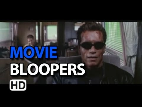 Terminator 3: Rise Of The Machines (2003) Bloopers Outtakes Gag Reel