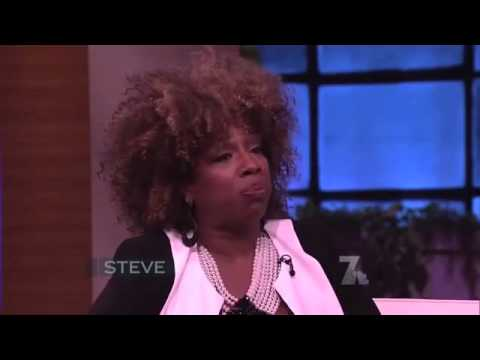 Rescue Yourself! Lisa Nichols on the Steve Harvey Show