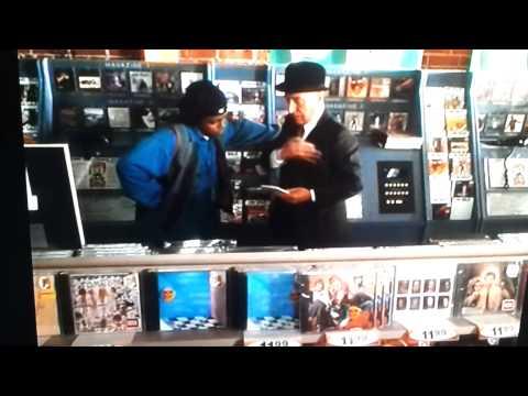 Baps record store scene