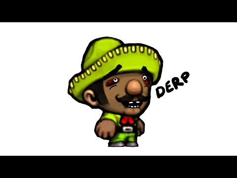 Blargh! A Spelunky Adventure Entirely Unrelated to the Daily Challenge