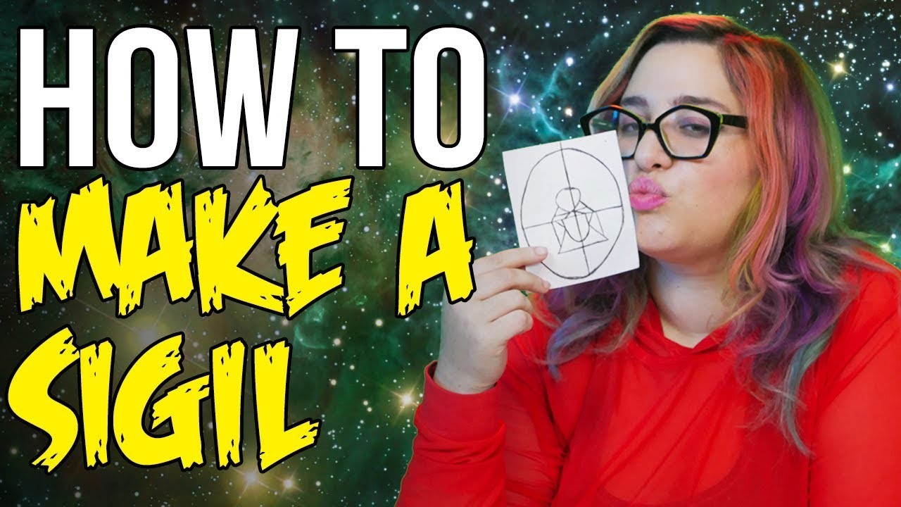 How to Make a Sigil for Chaos Magick - Part 2 // Dark 5 | Snarled