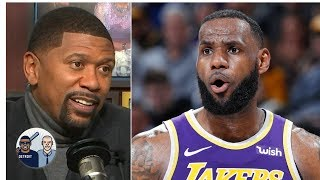 Is the NBA just hating on LeBron, Lakers?  | Jalen & Jacoby nba 2018-19