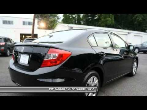 2012 Honda Civic Sedan North Plainfield NJ 07060