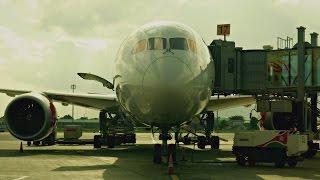 Kenya Airways Flight Experience: KQ310 Nairobi to Dubai