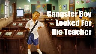 Singlish - 31: Gangster Boy Looked For His Teacher (Teachers' Day Special)