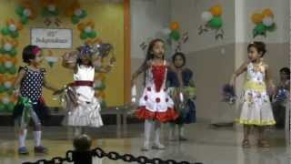 Samriddhi Dance on 15 august independence day cele