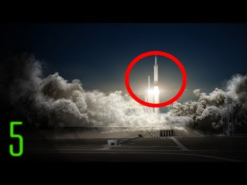 5 SpaceX Secret Launches & Failures
