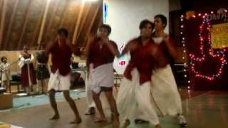 South Indian Street dance for 3 tamil songs
