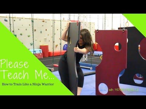 How To Train Like A Ninja Warrior