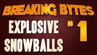 Breaking Bytes #1 (NEW Series!)