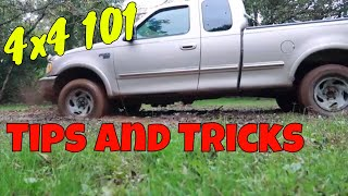 How To Get A Stuck Truck Out Of The Mud