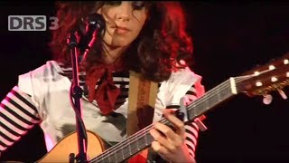 Katie Melua - Crawling Up A Hill (acoustic live at Radio DRS 3)