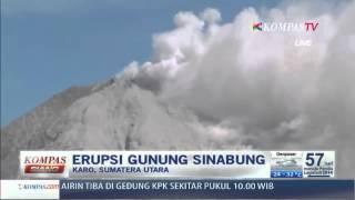 Gunung Sinabung Masih Aktif - Kompas Siang 110214
