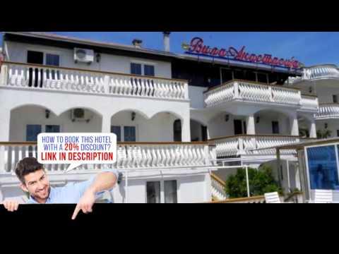 Apartments & Rooms Villa Anastasija, Ulcinj, Montenegro,  HD Review