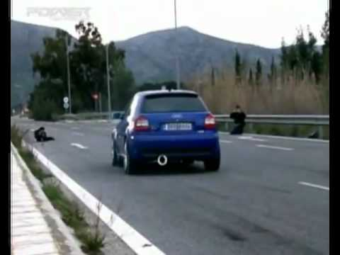 Audi S3 0-400 800 PS