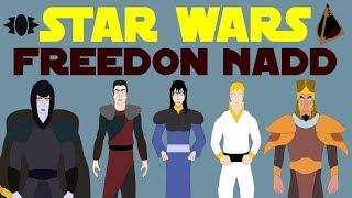 Star Wars Legends: Freedon Nadd (Sith King of Onderon)