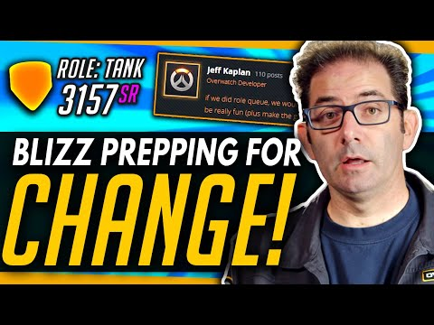 Overwatch | How Blizzard Are Preparing BIG Changes In Ranked