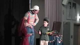 Clown Moritz Kinder-Show