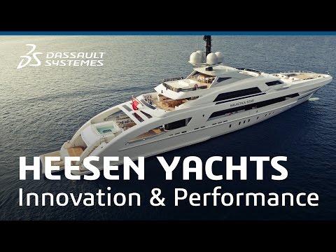 Heesen Yachts - Yacht Design Innovation - Dassault Systèmes