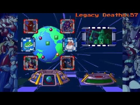 Mega Man Legacy Collection 2 Playthrough Pt.25- Bolt Backtracking |