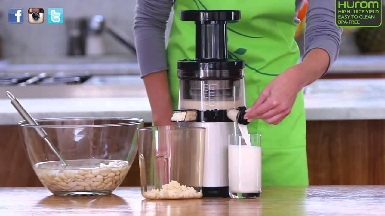 Slow Juicer Vs Smoothie : Hurom - GyumolcsprEs recept otletek by JuiceTippek.hu