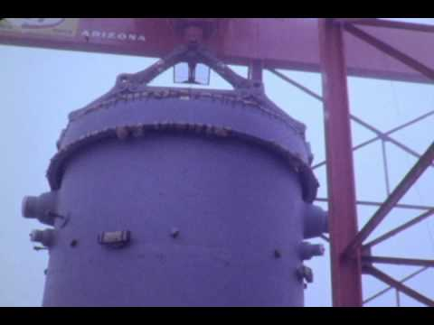 Installation of the Oyster Creek Nuclear Boiler - 1967