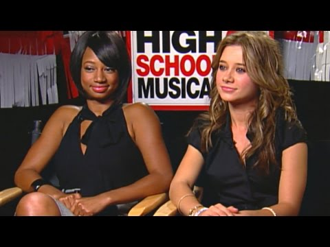 'High School Musical 3' Olesya Rulin & Monique Coleman