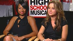 'High School Musical 3' Olesya Rulin & Monique Coleman Interview