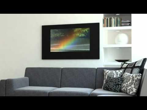 Exodio montpellier tv lift meuble doovi for Televiseur miroir encastrable