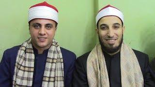 القارئ الشيخ عمرو سليم منصور عزاء حرم الحاج لطفي قاطي